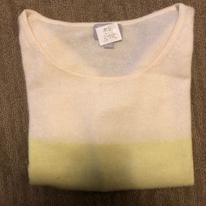 100% Cashmere PURE Collection Ombré Sweater XS